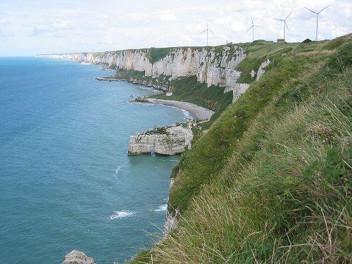 Fecamp, Normandia