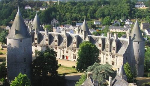 Josselin, belleza y paz en Bretaña