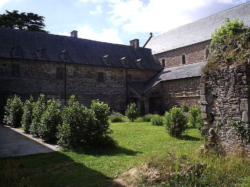 La Abadia de la Lucerne, en Normandia