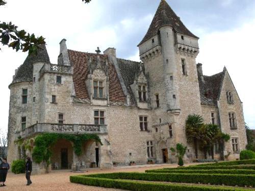 El castillo de Milandes