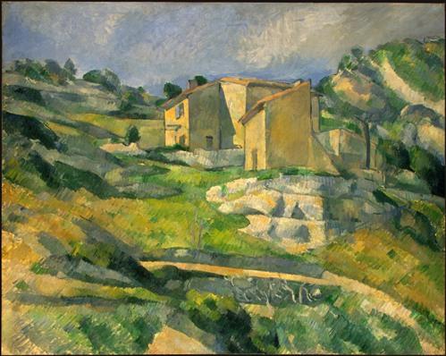 Cezanne en el Museo Granet