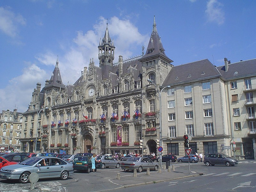 Charleville Mézieres, capital de las marionetas