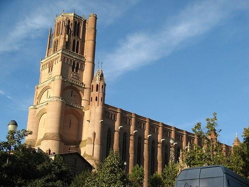 La catedral roja de Albi