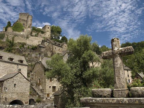 Belcastel de Aveyron, un tesoro del Medievo