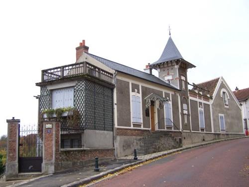 La casa museo de Maurice Ravel, en Montfort-l'Amaury