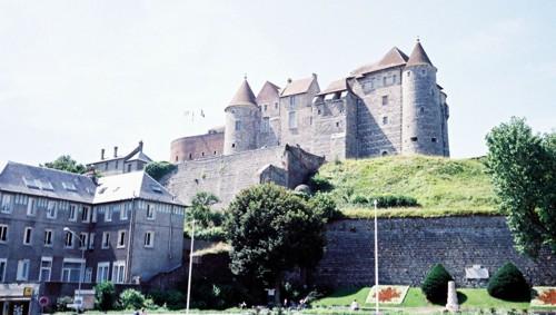 Castillo Museo de Dieppe