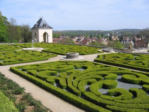 El castillo de Auvers-sur-Oise, viaje al impresionismo francés