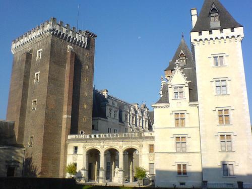 El castillo que vio nacer a Enrique IV de Francia