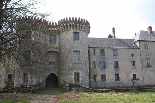 La comuna francesa de Milly-la Fôret