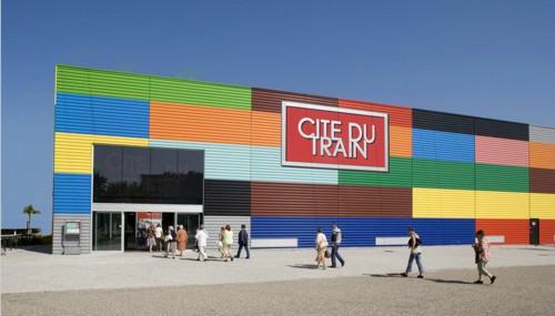 La Ciudad del Tren de Mulhouse