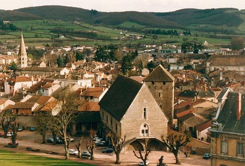 La abadía de Cluny celebra su 1.100 aniversario