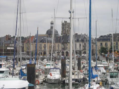 Dieppe, la ciudad de los cuatro puertos