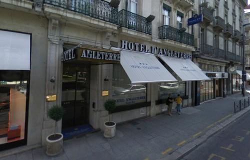 Hotel Anglaterre, en Grenoble