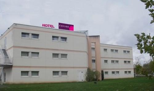 El acogedor hotel Cerise de Nancy