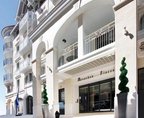 Hotel Residhome Arcachon Plazza, en Burdeos