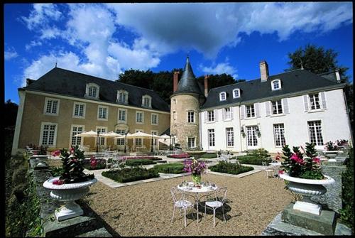 Domaine De Beauvois, hotel histórico en el Valle del Loira