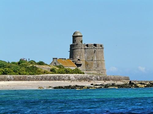 Tatihou, una isla secreta en Normandía