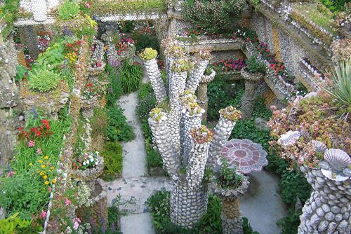 El jardín secreto del anarquista en Lyon