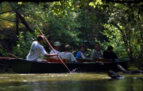 Turismo rural en la región de Aquitania