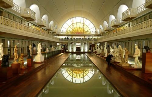 Roubaix y el Museo-piscina