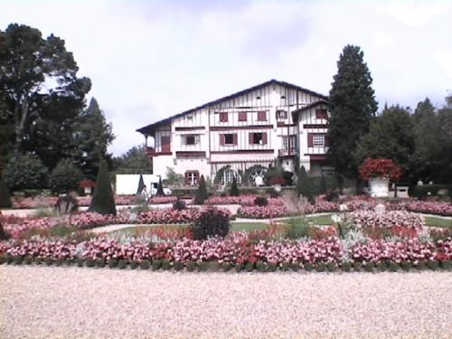 Villa Arnaga, la Versailles vasca