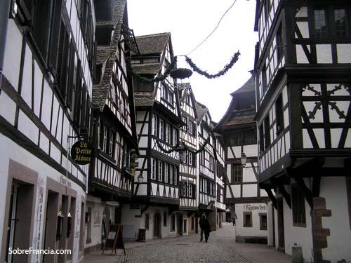 Estrasburgo, la Petite France