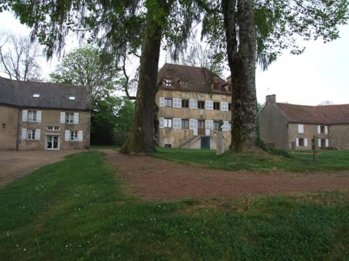 Espace Saint Brisson, puerta de entrada al Morvan, en Borgoña