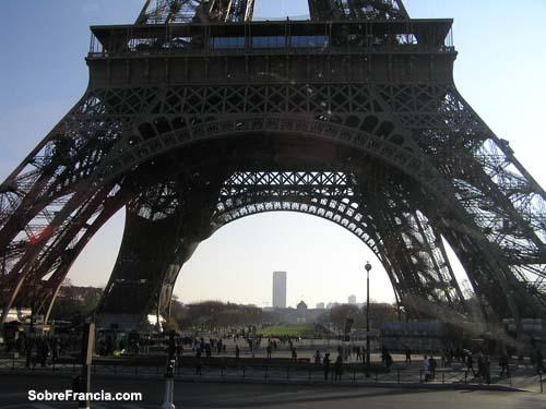 Información práctica de París