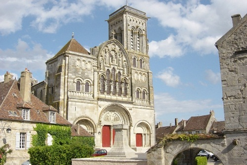Patrimonio de la Humanidad en Vézelay