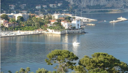 Villa Kérylos, lujo griego en la Riviera