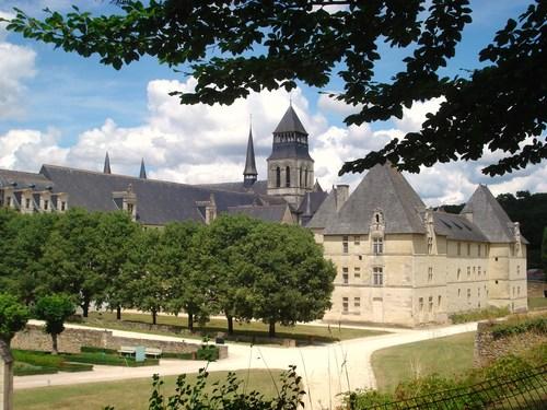 Abadia de Fontevraud L Abbaye