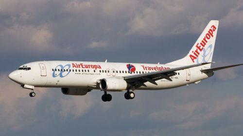 Vuelos de Madrid a París con Air Europa