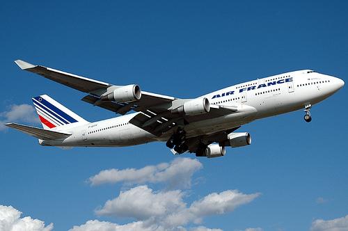 Información sobre el vuelo Madrid-Lyon