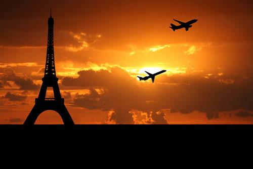 Aviones en Paris