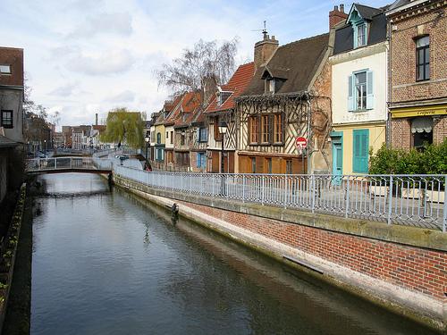 Lille y Amiens, en el norte de Francia