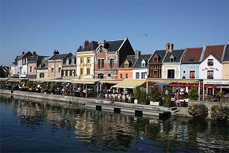 Paseo por la ciudad de Amiens