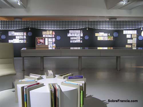 Museo del Comic en Angouleme