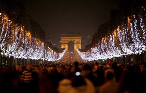 La Nochevieja en Francia