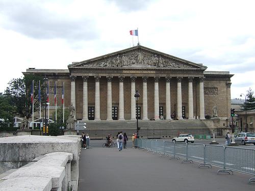 La Asamblea Nacional de París