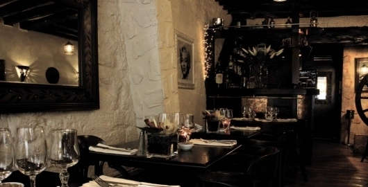 restaurantes coquetos en Paris