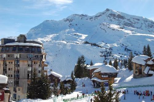 Les Portes du Soleil, esquiar en los Alpes