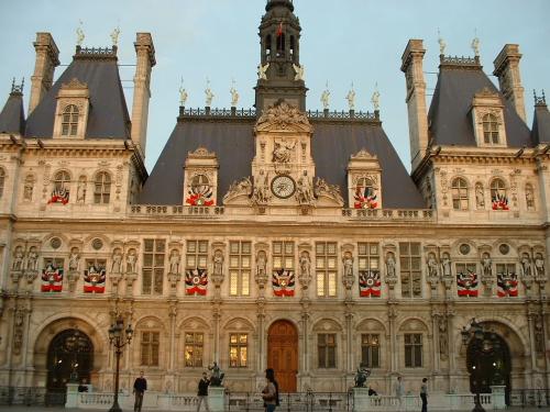Exposición de los exiliados republicanos en París