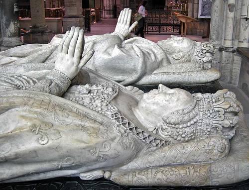 La Basilica de San Denis, visita en París