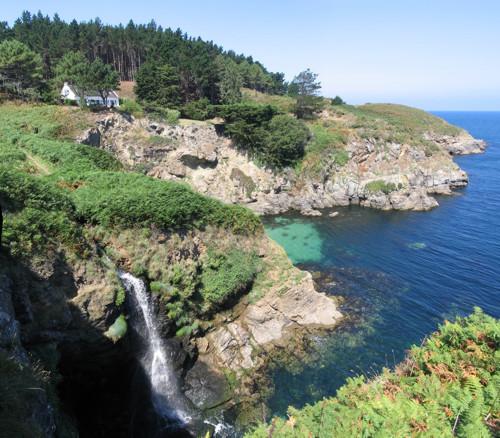 Belle-Île-en-Mer, la isla de Sarah Bernhardt