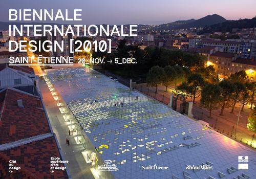 Bienales de Diseño en Lyon y St-Etienne