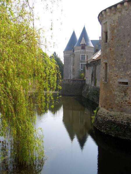 Castillo de ensueño en Bourg Archambault