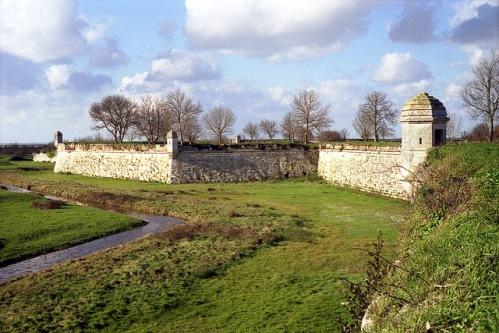 Brouage, un pueblo de Poitou Charentes