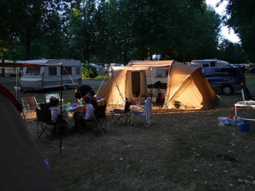 camping en francia