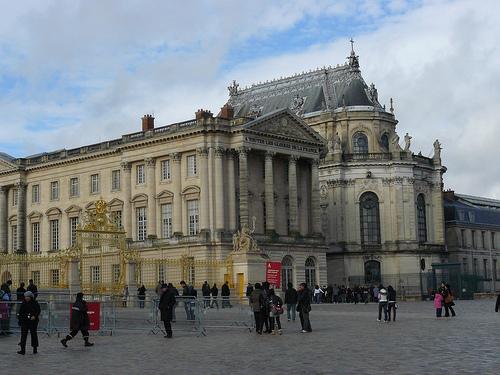 Versalles celebra el tricentenario de su capilla