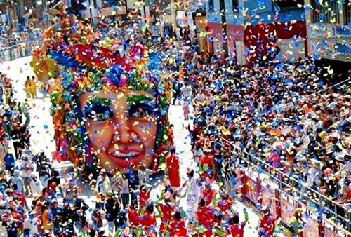 Carnavales en Francia